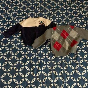 12 month baby boy sweater bundle